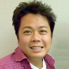 「くらげライダー」の松丘慎吾(まつおかしんご)